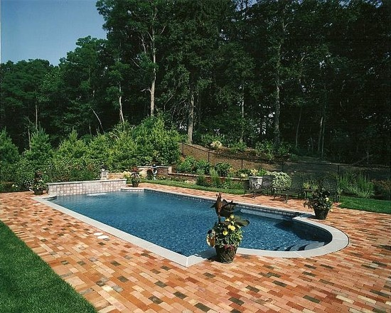 Cost of an inground pool swimming pool quotes for What is a grecian pool