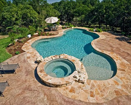 Picking the best swimming pool type for you swimming for Best type of pool