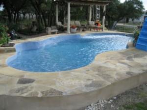 Austin, Texas Swimming Pool