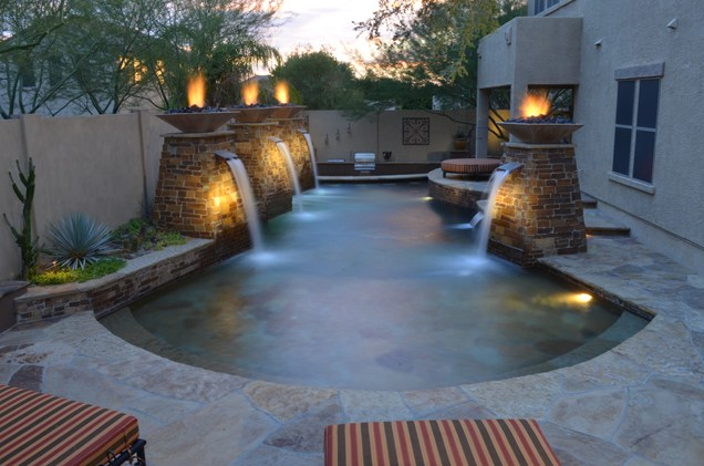 Pool Remodel Phoenix Endearing Phoenix Swimming Pool  Swimming Pool Quotes Inspiration