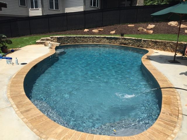 Pool Pro Spotlight Shotcrete Pools Of Sc Swimming Pool