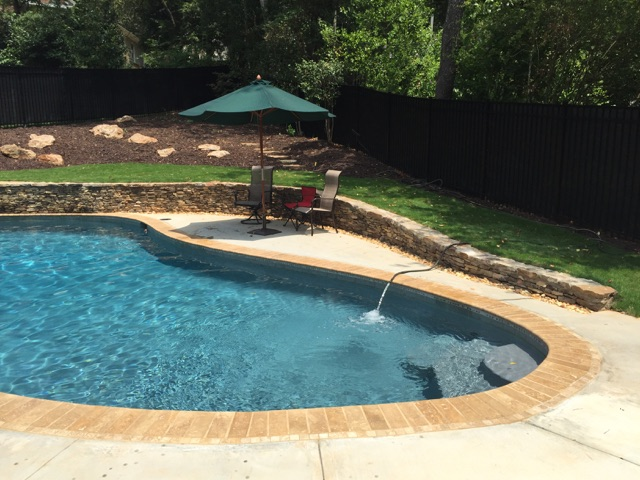 Pool pro spotlight shotcrete pools of sc swimming pool for Swimming pool quotes