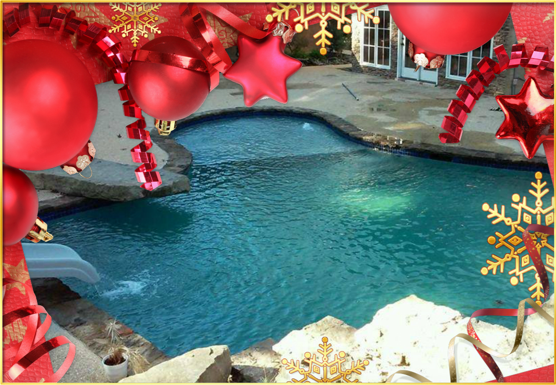 The Ultimate Christmas Present Swimming Pool Quotes
