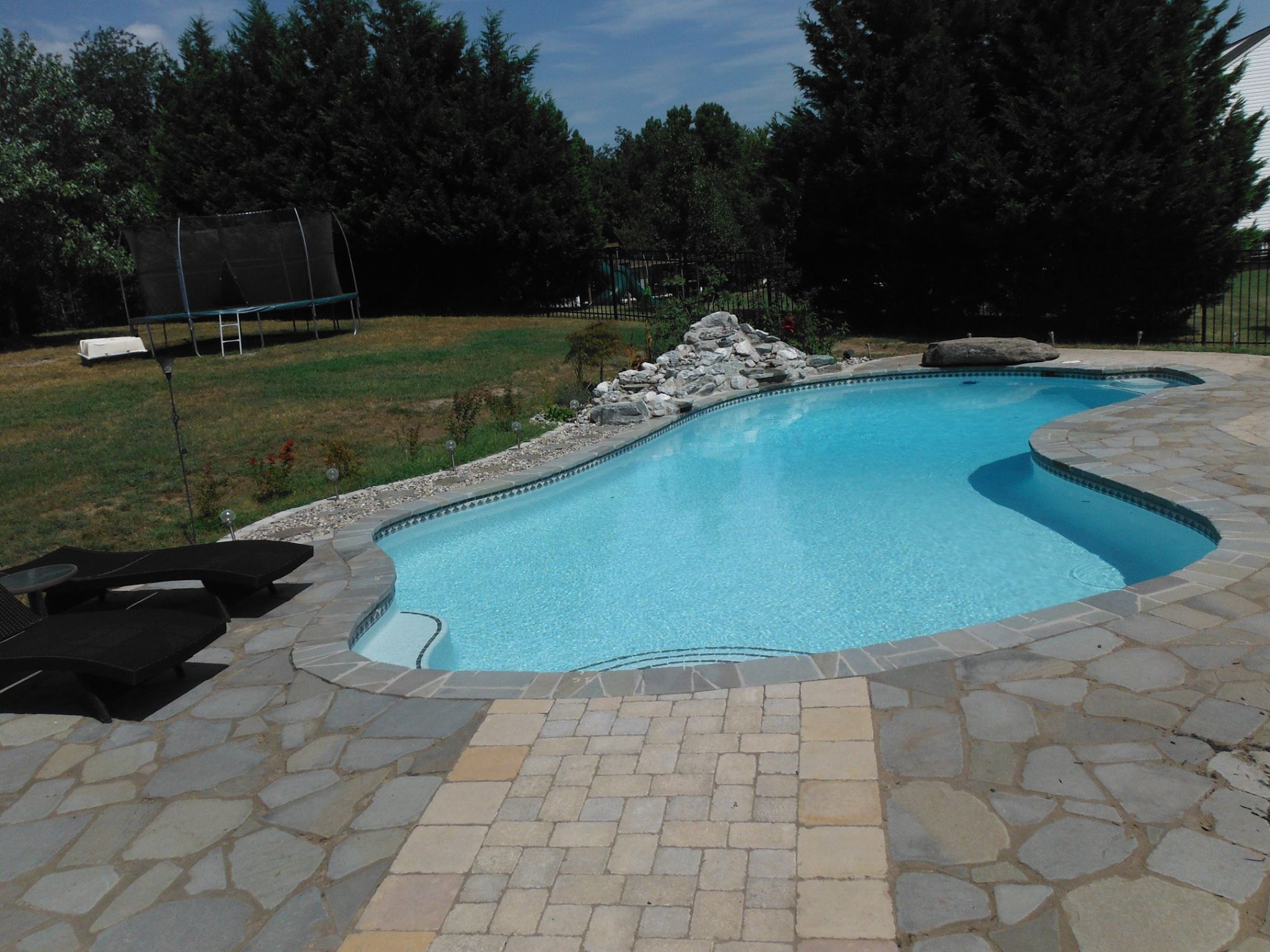 If you've ever wanted to have the fun and relaxation of a day at the pool without the hassle of packing up the car and dealing with the crowds, Leisure Contracting, LLC is the place for you! The fiberglass pool installation experts at Leisure Contracting have over 20 years of expertise in the industry – simply put, no one knows backyard pools better than they do! One of the hallmarks of their success is their timeliness and their dedication to customer service at every step of the pool installation process. changing your pool area from a watery hole in the ground to a true backyard oasis! Contact Leisure Contracting, LLC today for free estimates! 4102422264 support@leisurecontracting.com http://www.leisurecontracting.com/
