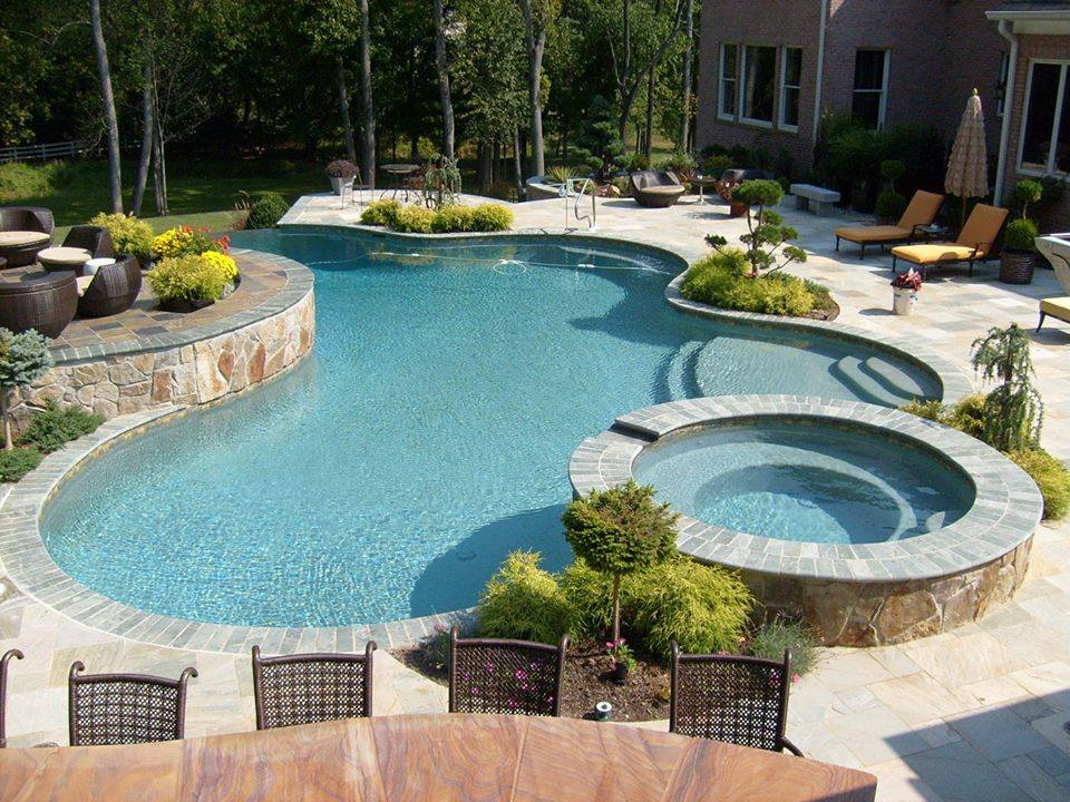 Featured pools swimming pool quotes for Swimming pool design jobs