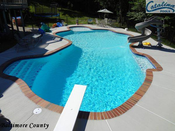 Catalina pool builders swimming pool quotes for Pool builder quotes