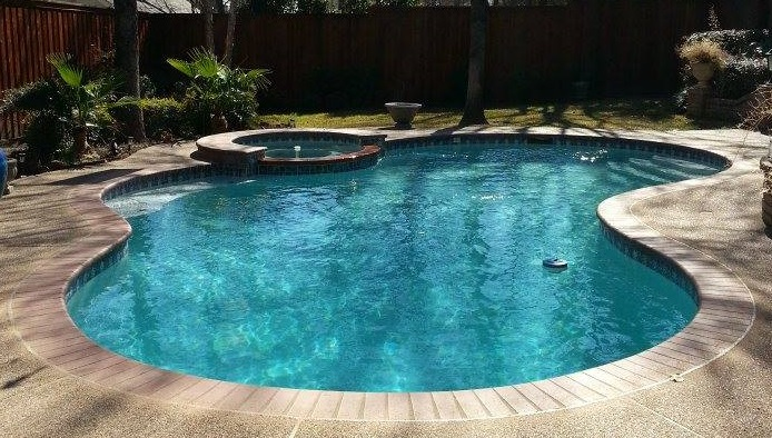 Aquamaid pools of tx swimming pool quotes for Local swimming pools