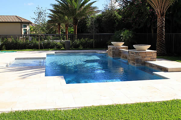 Treasure pools and service inc swimming pool quotes - Swimming pool designs florida ...