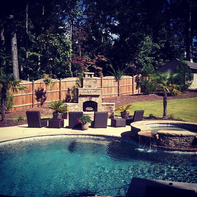 Aqua Blue Pools Of Atlanta Swimming Pool Quotes