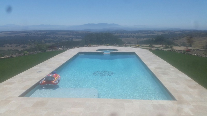 Four seasons pool construction swimming pool quotes for Local pool contractors